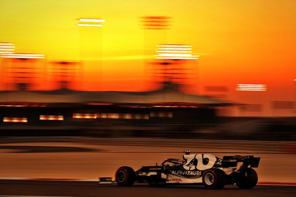 F1 | Yuki Tsunoda pronto per l'esordio in AlphaTauri nel GP del Bahrain