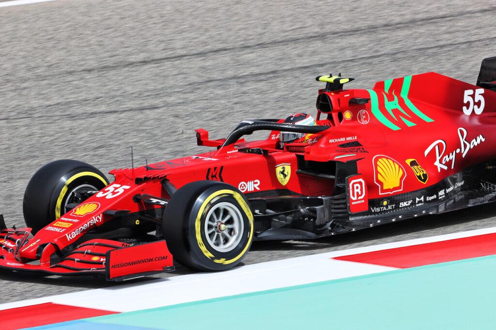 F1 | Ferrari, completati 2182 km nei test in Bahrain