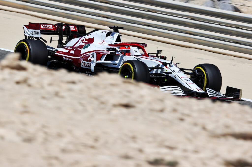 F1   Alfa Romeo, sensazioni positive dopo la tre giorni di test a Sakhir