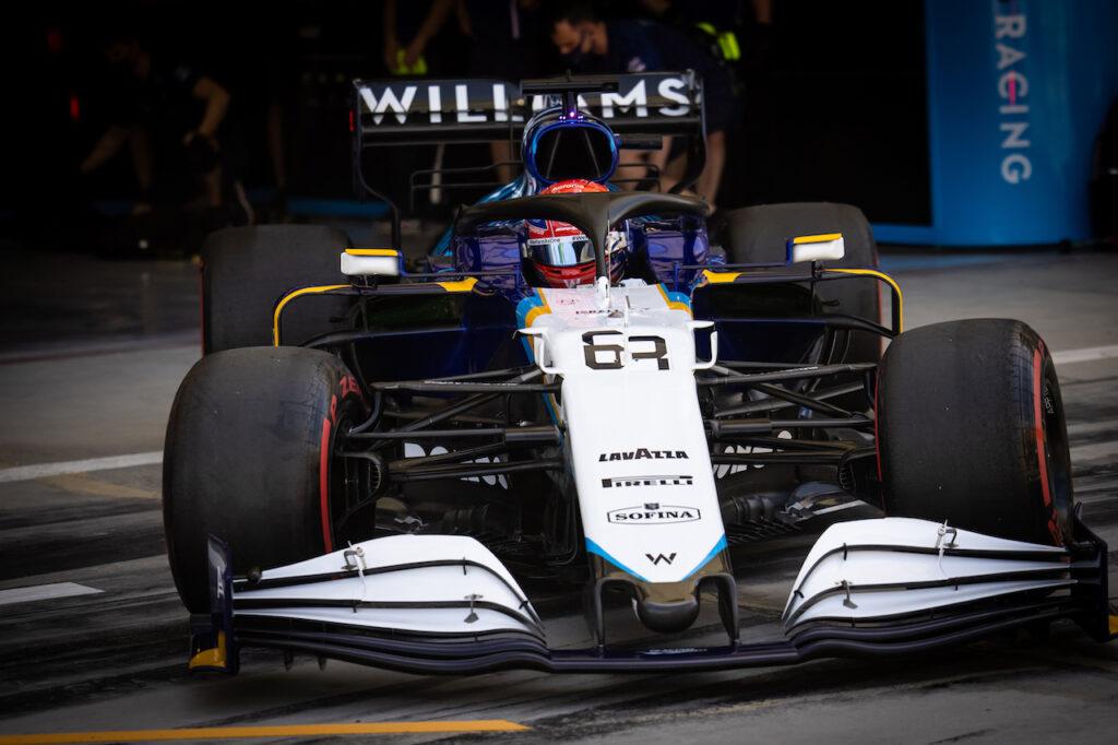 Formula 1   Williams soddisfatta della tre giorni di test in Bahrain