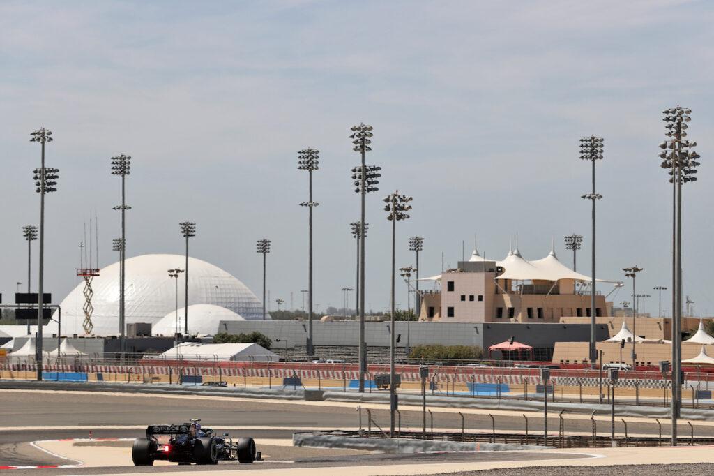 F1   Mercedes vota il Bahrain per i test pre-season del 2022