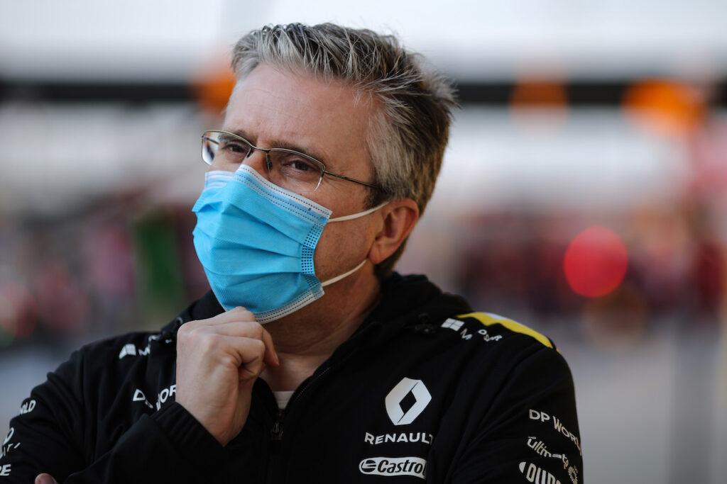 """Formula 1   Pat Fry sulla A521: """"E' la logica evoluzione della monoposto 2020"""""""
