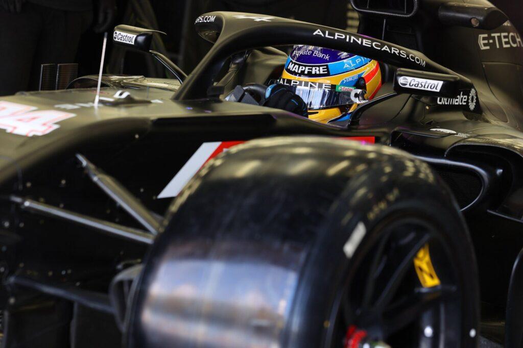 F1   Test Pirelli, Alonso chiude la tre giorni di Sakhir