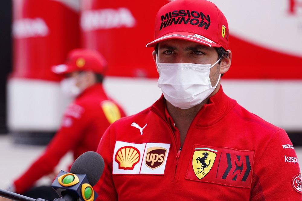 """F1   GP Portogallo, Sainz: """"Punto a far crescere la mia confidenza con la vettura"""""""