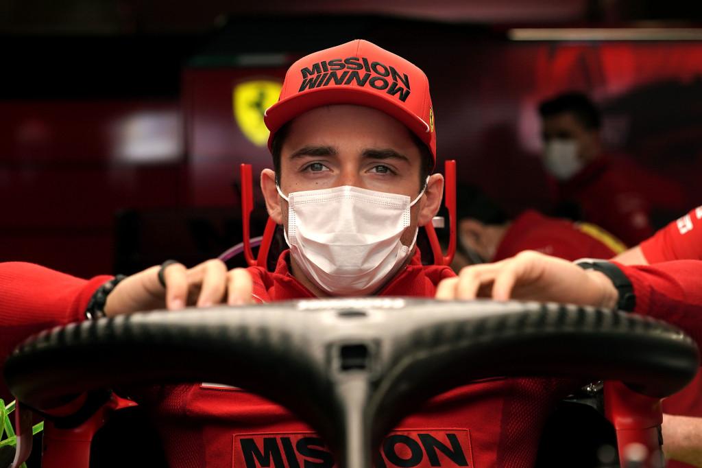 """F1   GP Portogallo, Leclerc: """"Curioso di vedere come si comporterà la nostra vettura su questa pista"""""""