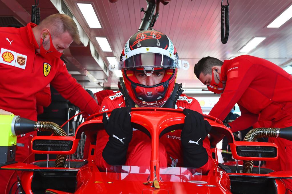 """F1   Ferrari, Sainz carico: """"Ho le capacità per aiutare la squadra a tornare a vincere"""""""