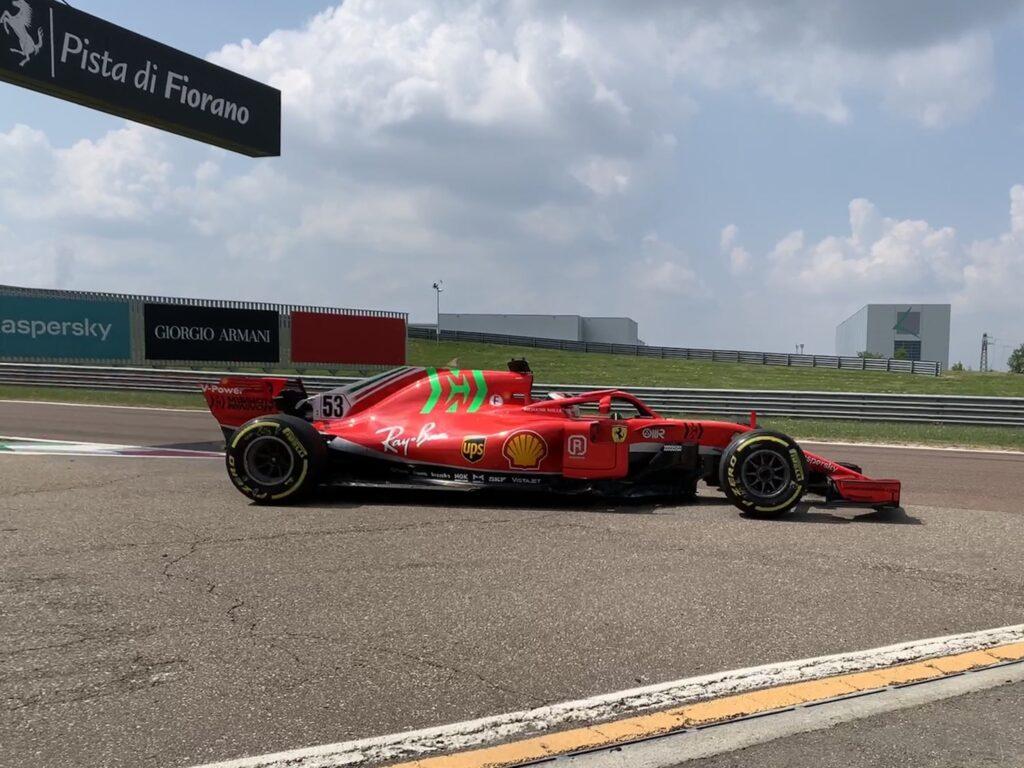 F1 | Ferrari, test a Fiorano per Schumi jr e Ilott