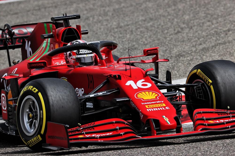"""F1   Leclerc: """"Non ci sono offerte che reggono. Mi trovo molto bene alla Ferrari, credo nel progetto"""""""