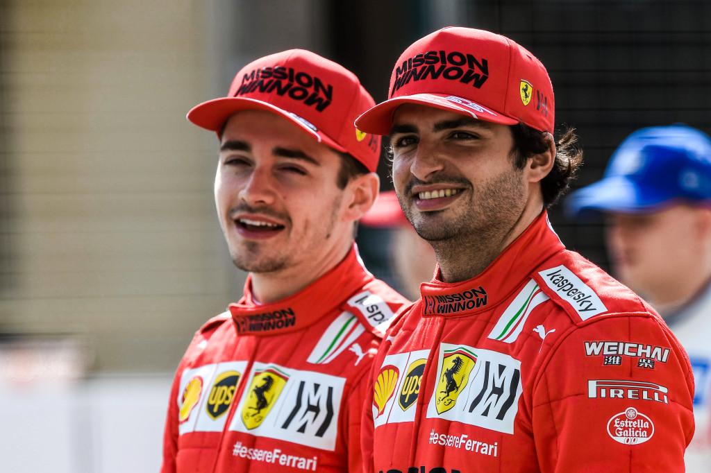 F1 | Ferrari, Leclerc e Sainz favorevoli alla Sprint Race