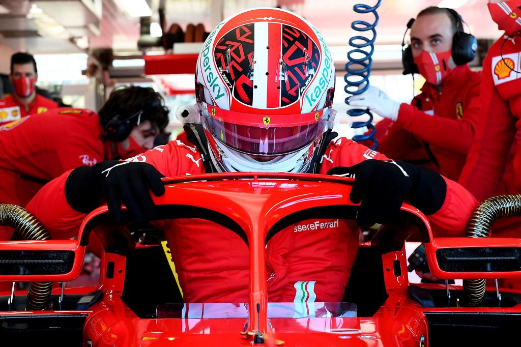 F1   Test Ferrari, Leclerc completa quasi 400 chilometri a Fiorano