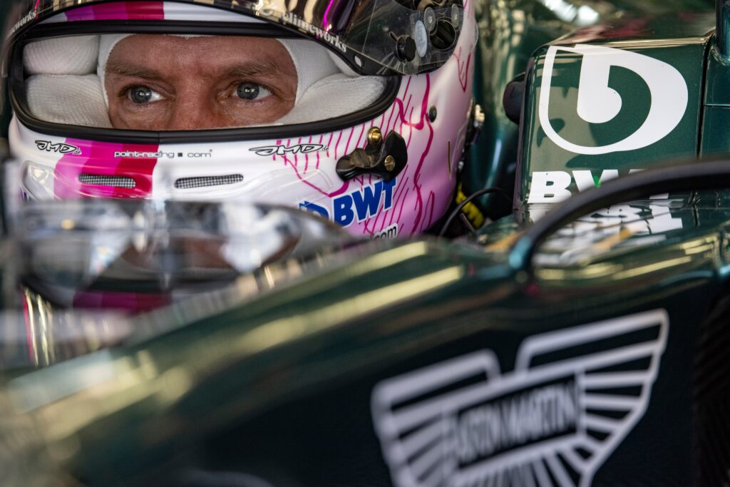 """F1   Vettel critica la modalità dello stop-go nel GP di Imola: """"FIA poco professionale"""""""