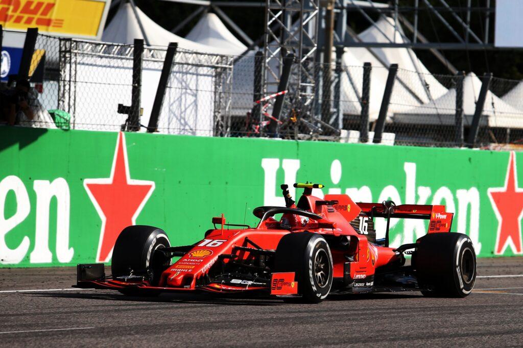 F1 | Ferrari, regalata a Charles Leclerc la SF90 vittoriosa a Monza