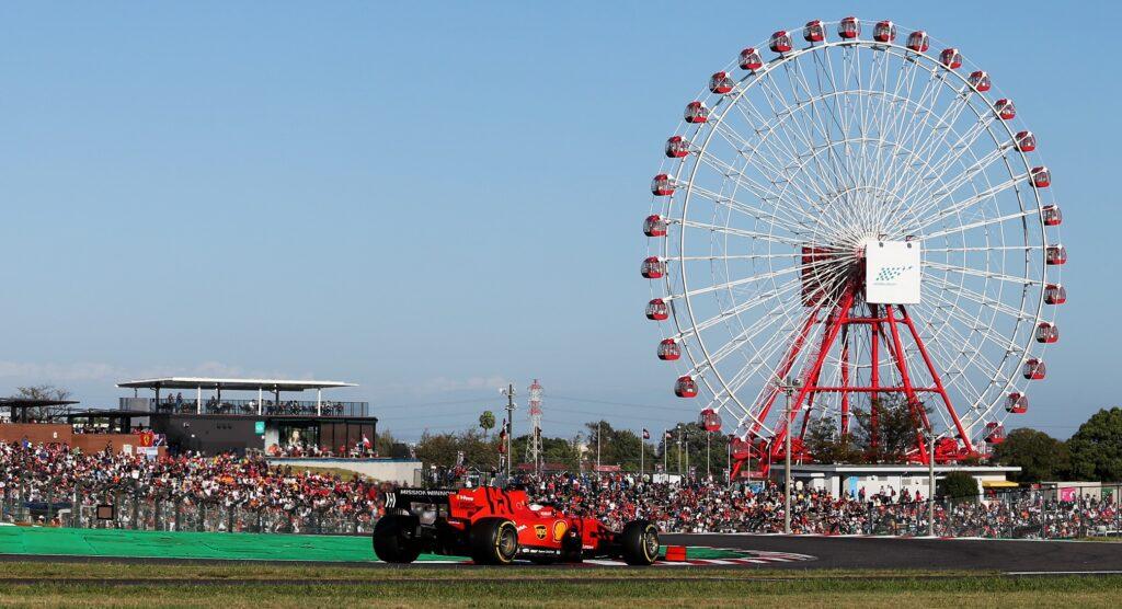 F1 | GP Giappone, rinnovato il contratto con Suzuka fino al 2024