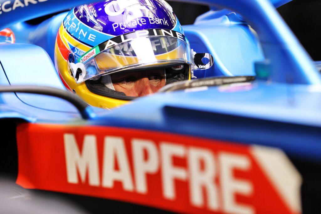"""F1   Alonso: """"Resto almeno fino al 2022, voglio vedere il nuovo regolamento"""""""