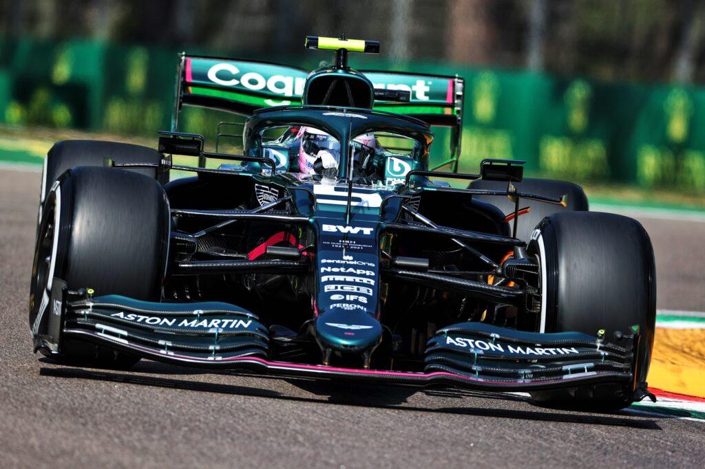 """F1   Aston Martin, Vettel fiducioso: """"Segnali incoraggianti"""""""