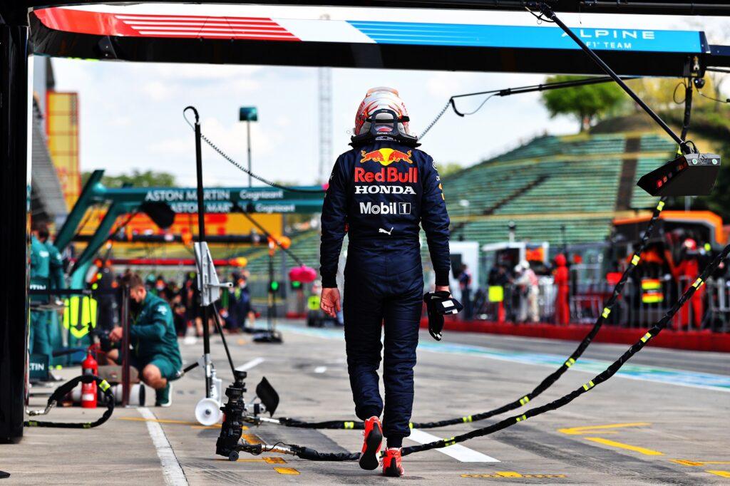 """F1   Red Bull, Verstappen out nelle FP2: """"Non è la fine del mondo"""""""
