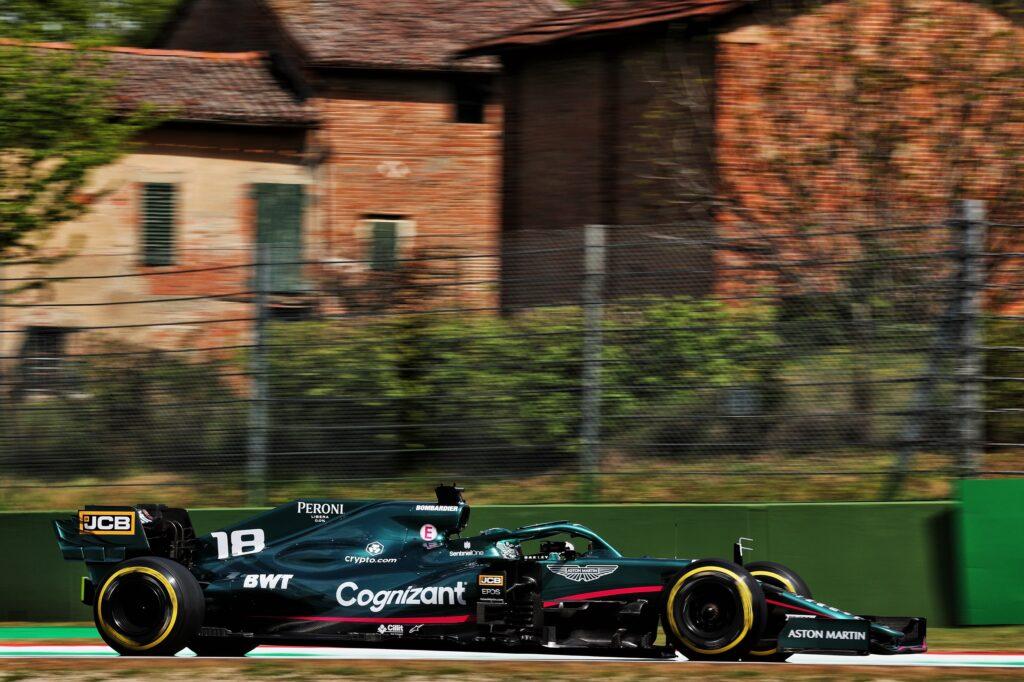 """F1   Aston Martin, Stroll: """"Inizio promettente"""""""