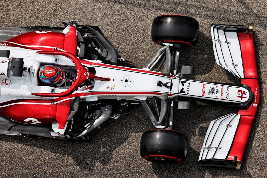 """F1   Alfa Romeo, Raikkonen: """"Perso ritmo rispetto a ieri"""""""