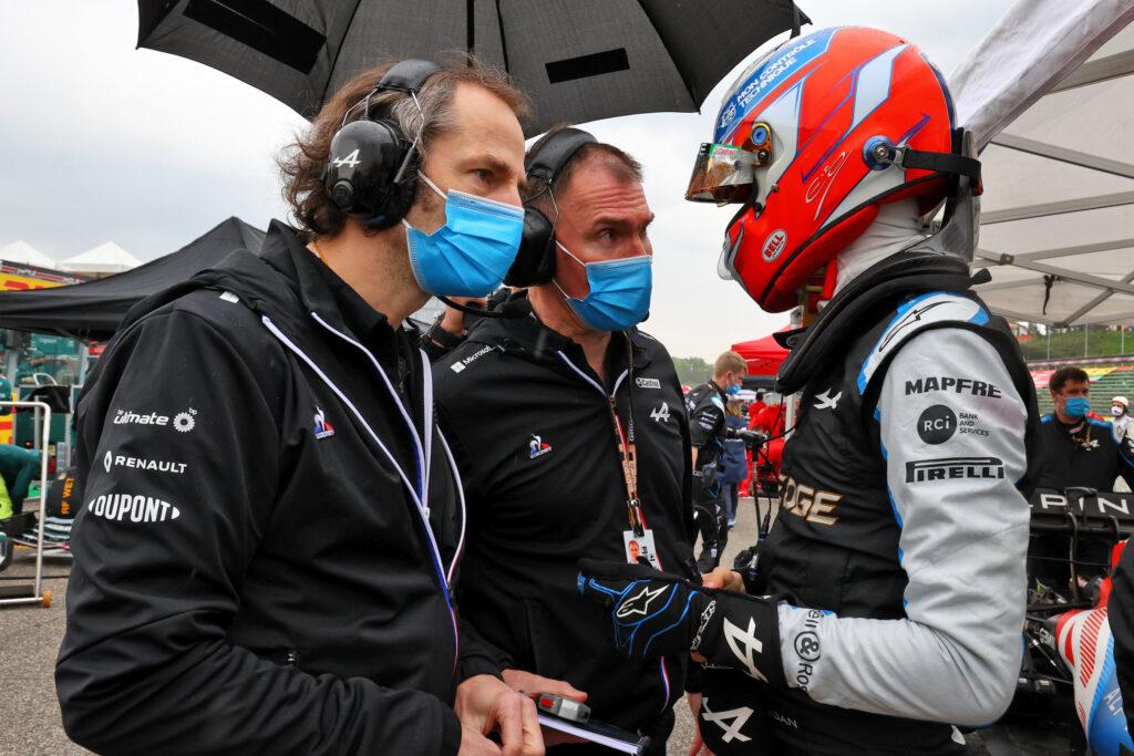 F1   Alpine, Esteban Ocon conquista il primo punto stagionale