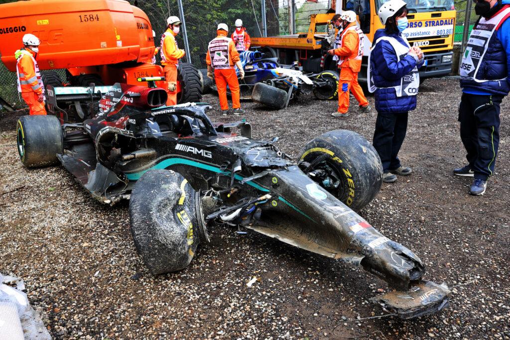 """F1   Mercedes, Valtteri Bottas: """"Non ho ancora parlato con Russell"""""""