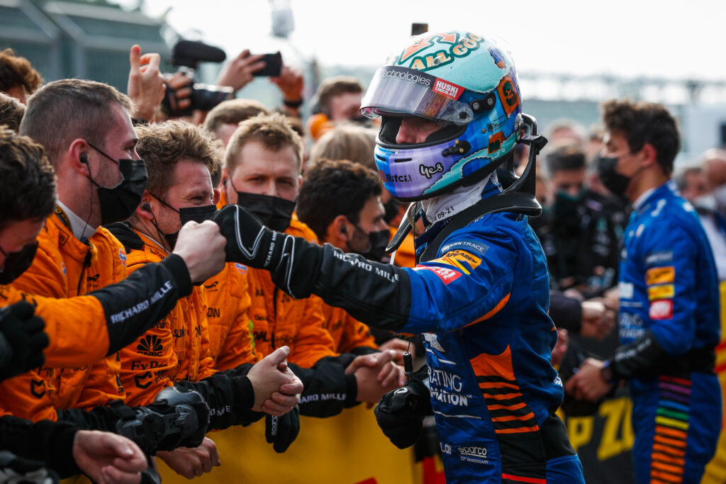 "F1   McLaren, Daniel Ricciardo:""Non è stata una grande gara"""