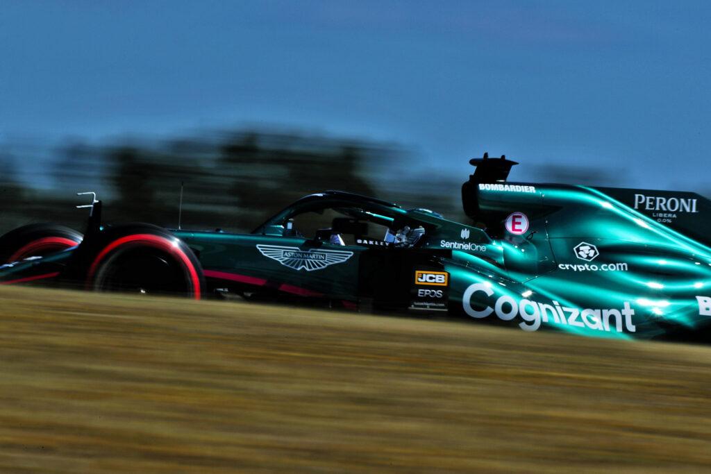 F1   Aston Martin, Vettel e Stroll alla ricerca del set-up perfetto