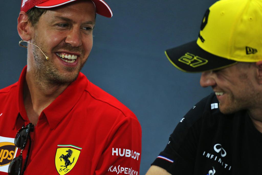 F1   Hulkenberg al posto di Vettel? Non fantastichiamo