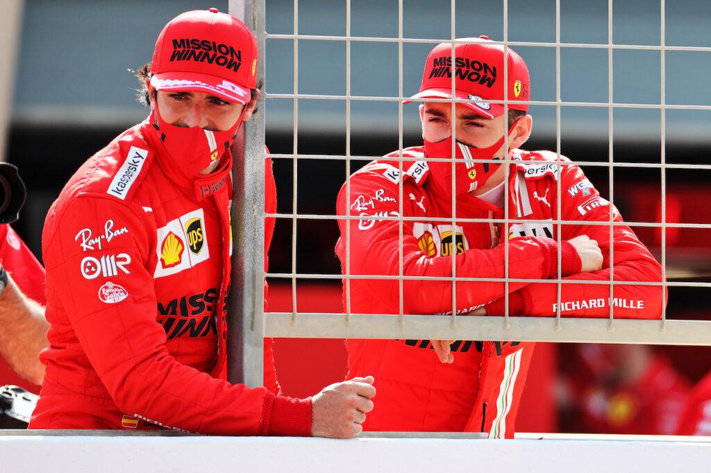 "F1   Villeneuve: ""Tra Leclerc e Sainz ci sarà una bella sfida"""