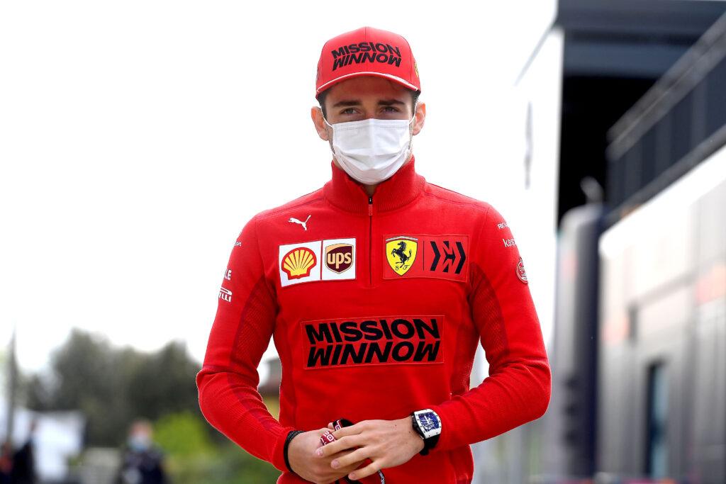 F1 | Ferrari, Leclerc e Sainz sul week-end di Imola