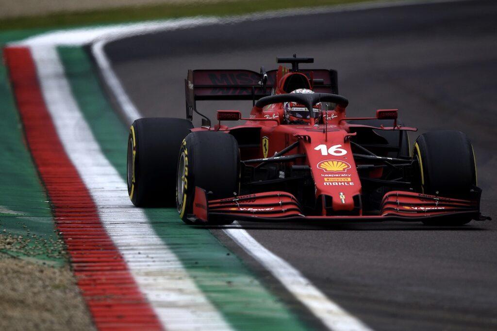F1 | Leclerc e Sainz chiudono quarti e quinti ad Imola