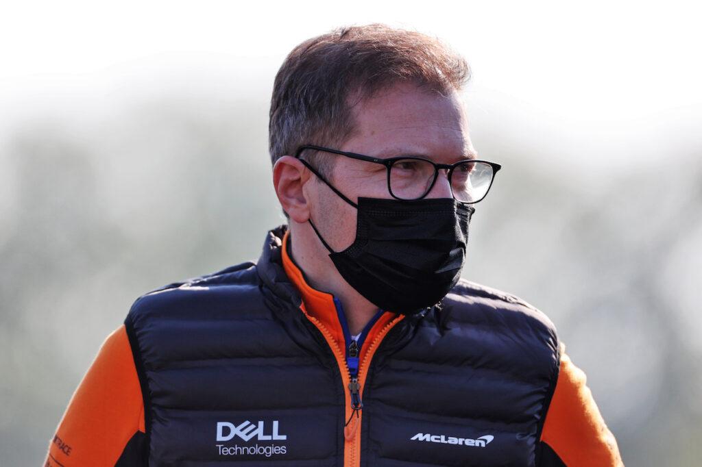 """F1   Seidl carica la McLaren per Portimao: """"Importante restare concentrati"""""""