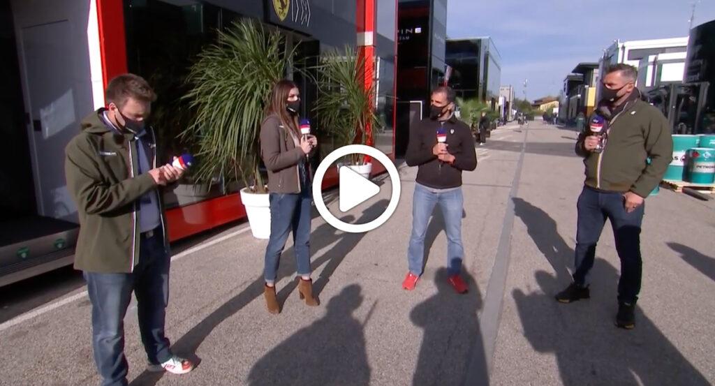 F1 | Ferrari veloce al termine del venerdì: il punto di Carlo Vanzini e Marc Gene [VIDEO]