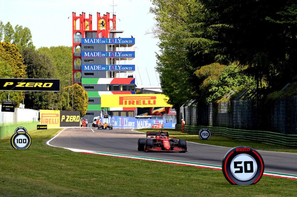 F1   Ferrari, qualifiche tirate sul tracciato di Imola