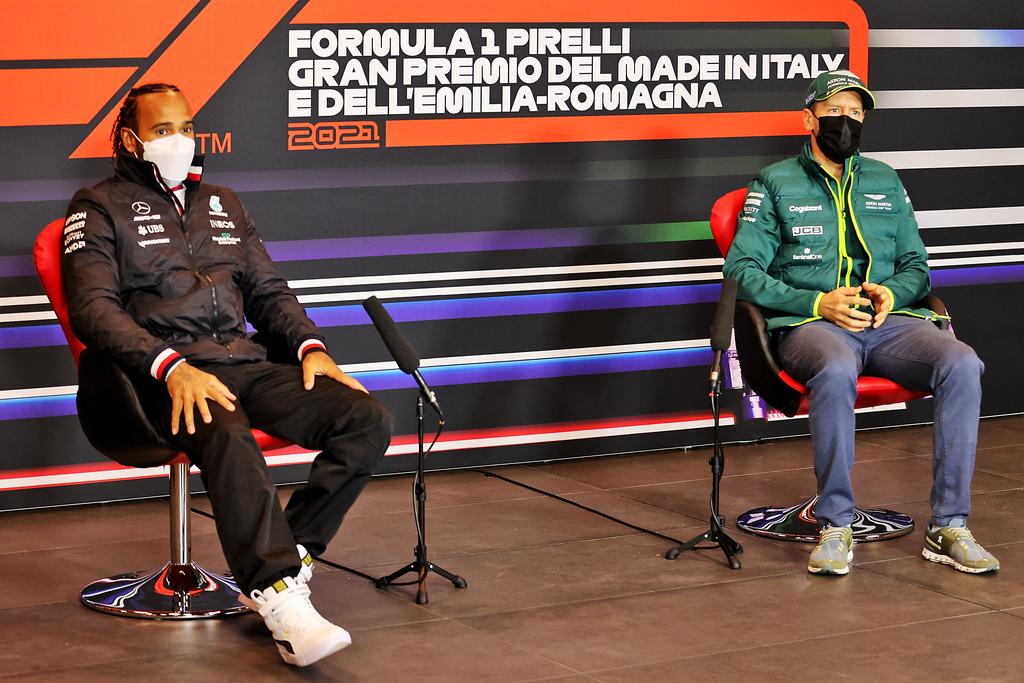 """F1   Hamilton: """"Con Vettel la rivalità più bella della mia carriera"""""""