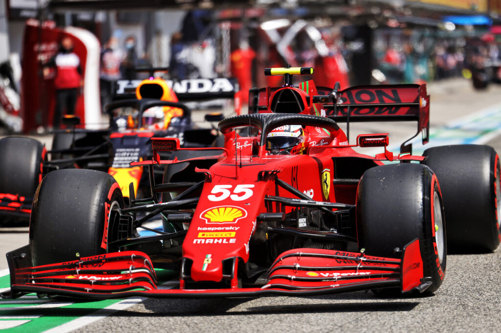 "F1   Sainz: ""Con McLaren sarà una bella lotta"""