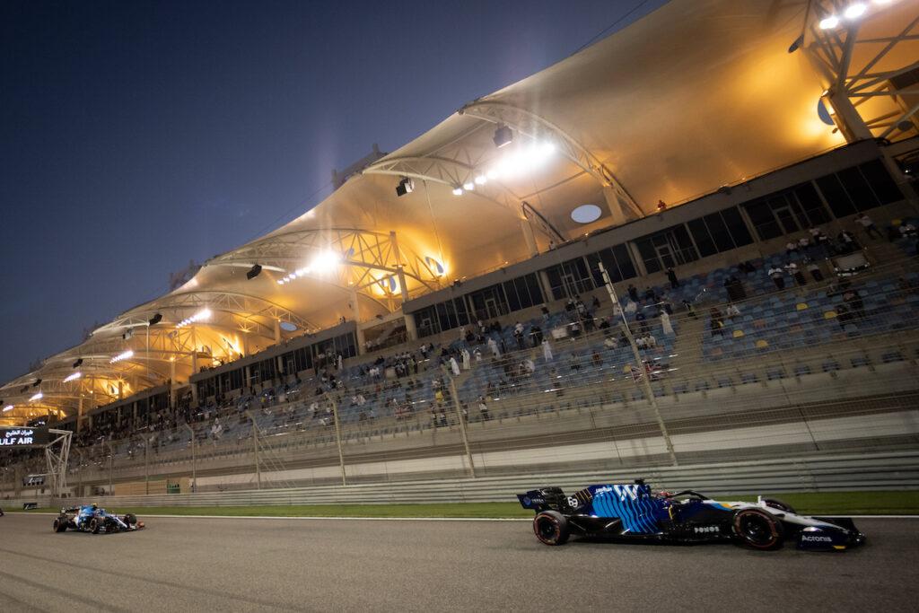 F1   Russell e Latifi ottimisti in vista del round di Imola