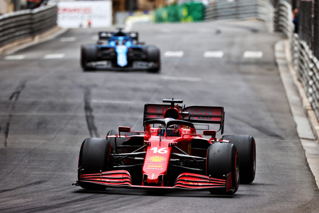 F1   Ferrari, confermato il problema all'attacco del semiasse sinistro sulla vettura di Leclerc