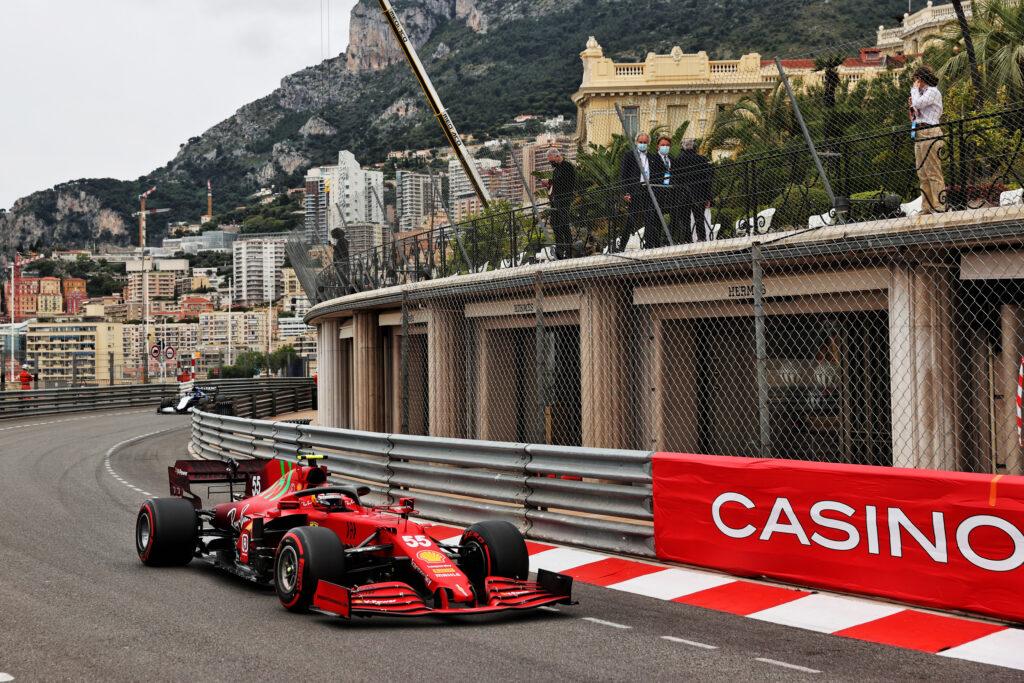 Formula 1 | Ferrari, primo podio per Sainz in Rosso a Monaco