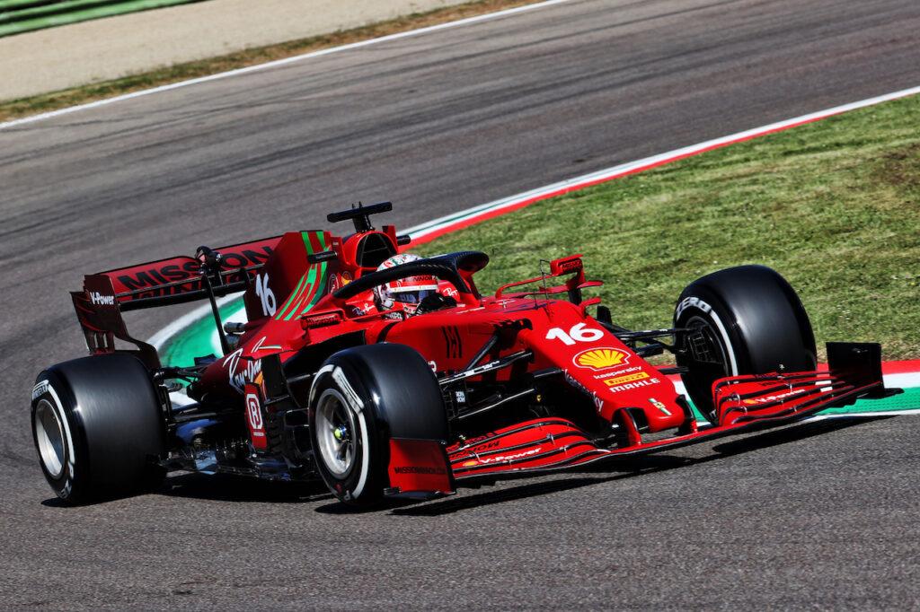 """F1   Ferrari, Leclerc fiducioso: """"Stiamo lavorando nella giusta direzione"""""""