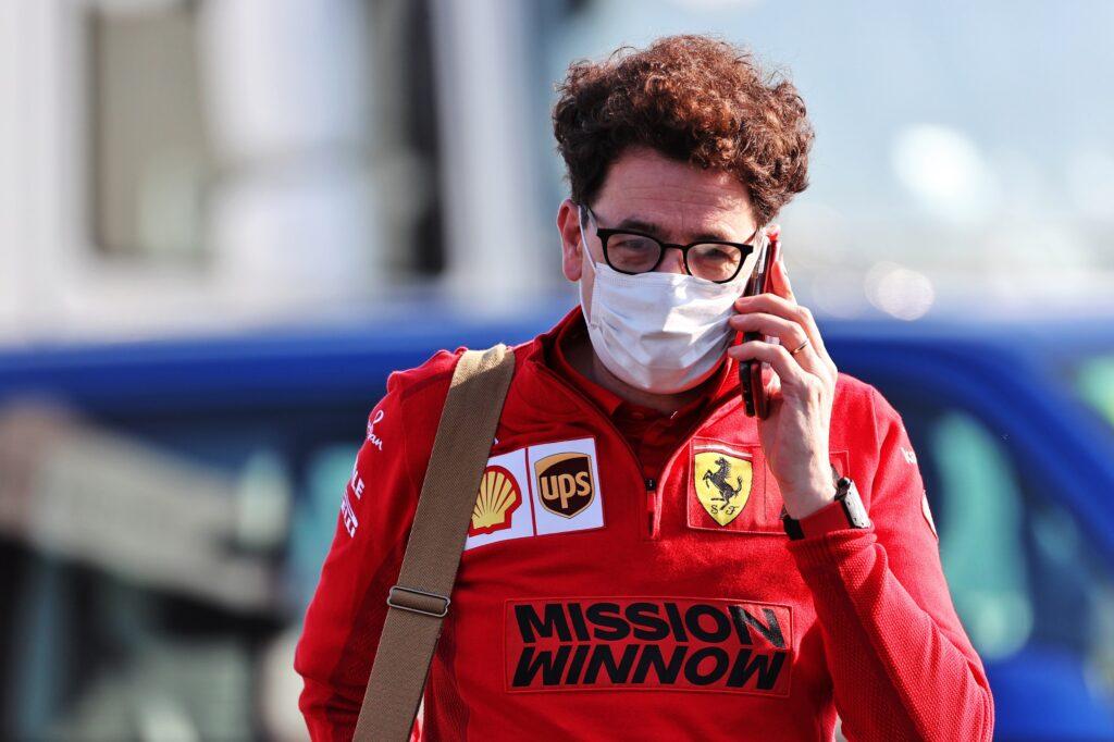 """F1   Ferrari, Binotto: """"C'è ancora spazio per sfruttare al meglio la vettura"""""""
