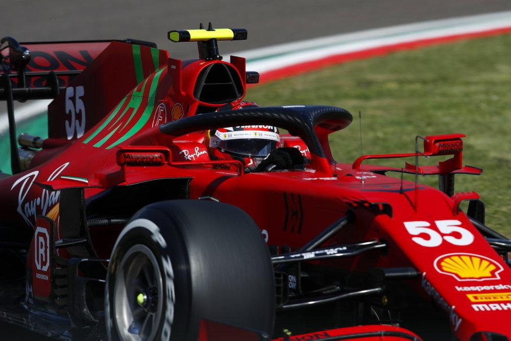 """F1   Sainz: """"Non so quando arriveranno le vittorie, ma abbiamo fatto un passo in avanti importante"""""""
