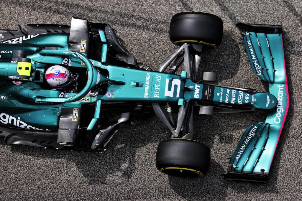 F1   Aston Martin, Vettel annuncia aggiornamenti per il GP di Spagna