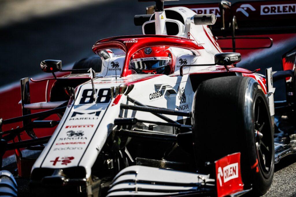 F1   Alfa Romeo, Red Bull e Alpine completano la due giorni di test Pirelli a Barcellona