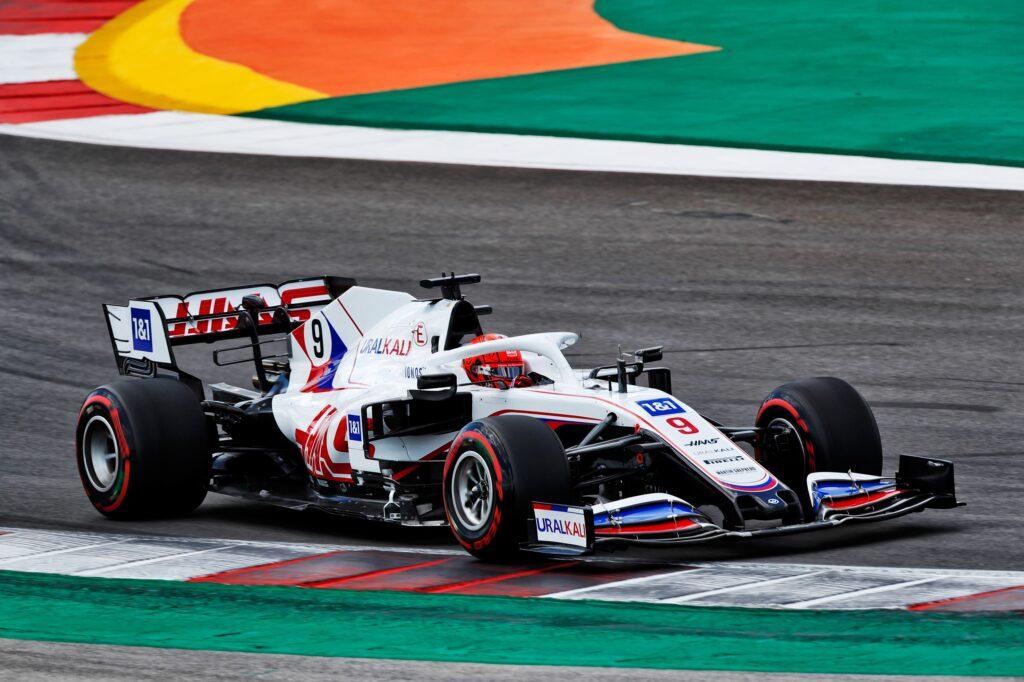 """F1   Haas, Steiner: """"Mazepin sta migliorando"""""""