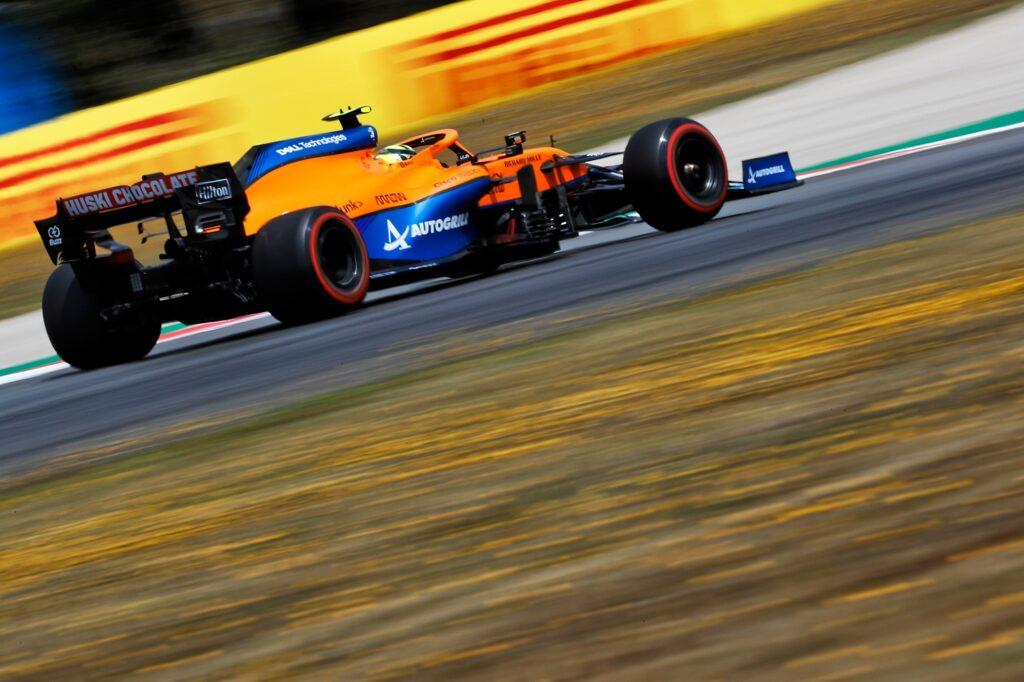 F1   GP Portogallo, la McLaren non molla un colpo