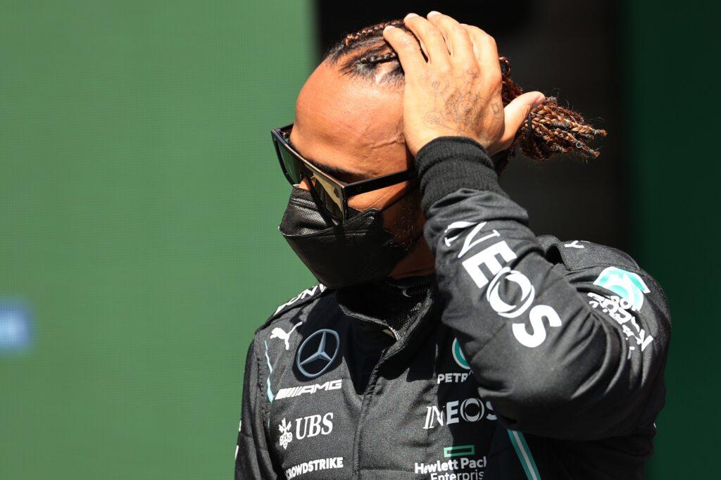 """F1   Mercedes, Hamilton: """"Non doveva andare così"""""""