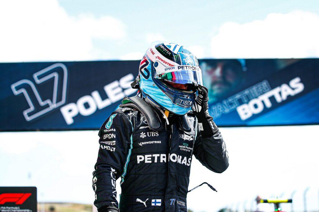 """F1   Mercedes, pole position per Bottas: """"Siamo più forti del previsto"""""""