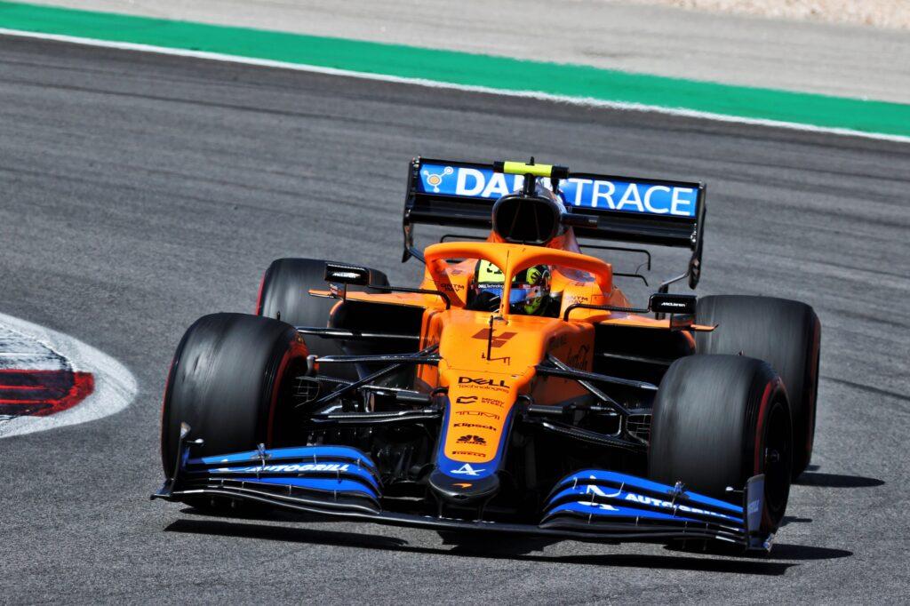 """F1   McLaren, Norris avanti tutta: """"Gran momento di forma, continuiamo così!"""""""