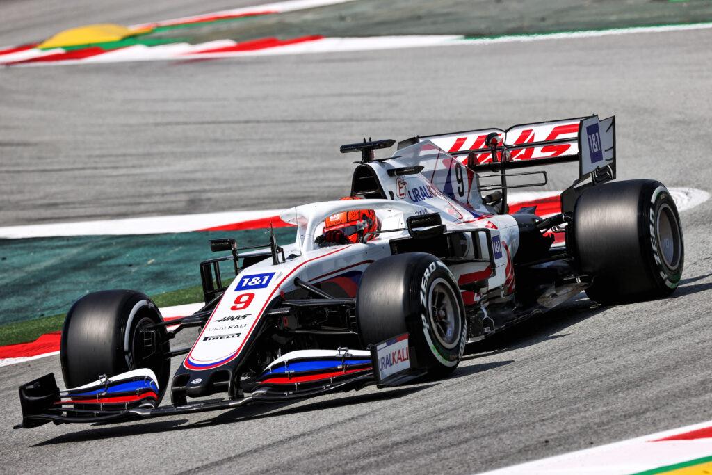 F1 | Tre posizioni di penalità per Nikita Mazepin
