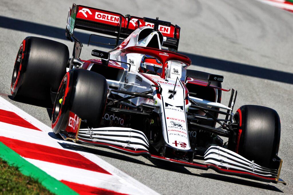 """F1   Alfa Romeo, Raikkonen ancora fuori dai punti: """"Manca poco per raggiungere la top 10"""""""